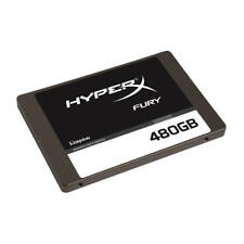 Ssd Kingston Hyperx Fury 480gb Gaming