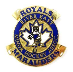 Royals Marauders River East  Minor Hockey Association Pin