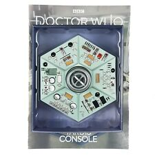 Doctor Who 1st Doctors Tardis Console Model Figurine Coloured Variant Eaglemoss