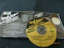 BOB SEGER - Night Moves - DCC Gold CD.