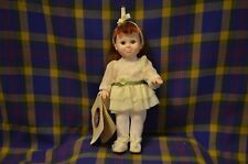 """Vintage 9"""" Katie Doll in Original Dress & Tags - Jesco 198A -Unused Condition"""