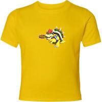 Nintendo Mario Bowser Tennis Unisex Men Women Family Sport Video Game T-Shirt