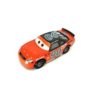 Disney Pixar Movie Cars Diecast Toy Car New # 90 Racer Loose