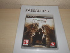 PS3  - THE DARKNESS II , PAL ESPAÑOL , COMPLETO
