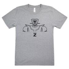Mazinger Z (Tranzor Z) Graphic printed on Men's T-shirt