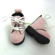 1/6 Bjd Neo B Doll Shoes Velvet Boots Pink SHP187PNK (for Foot 2.3-2.6cm long)