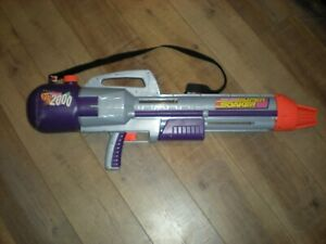 1996 CPS 2000 Air Pressure Super Soaker - Tested & Works