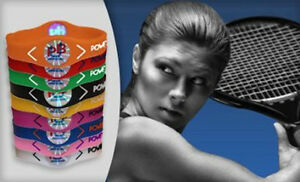 Silicon Wrist Bands Holographic Power Up Balance Energy rubber bracelets $29