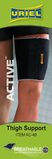 Meditex Active Thigh, Hamstring and Quadricep Sleeve - Lightweight, Comfortable
