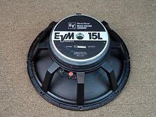 Electro-Voice EV 15L Woofer RECONE SERVICE