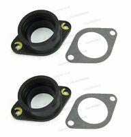 Intake manifold boots 68-73 CB350 CL350 SL350 Carburetor Carb Holders kit