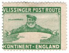 (I.B) Netherlands Cinderella : Vlissinger Post Route