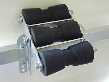 Sliphilfe Slipwippe Kielrollenwippe für Bootstrailer inkl. Befestigungsmaterial