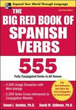 Big Red Book Of Spanish Verbs 2/E NTC Foreign Language