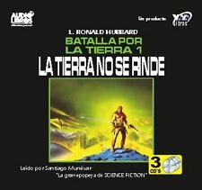Batalla Por La Tierra,  Audio Book on CD, (Batle for Earth), Spanish Version
