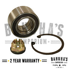 FRONT WHEEL BEARING FOR A RENAULT CAPTUR CLIO MK3/4 KANGOO MK2 LOGAN MK1 MODUS