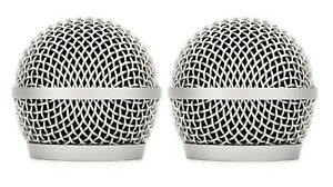 PG58 Microphone Grille Ball Head Mesh For shure Wireless Mics PG58 PG2 Grilles