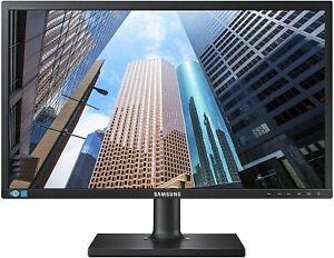 Samsung S24E450B 24-Inch Monitor 16:9, 1920 x 1080 Black VGA DVI
