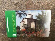 Vintage Collectable Greek Cyprus £5  Phone Card