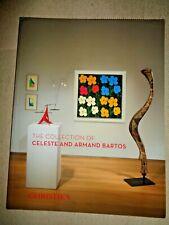 Christie's Celeste and Armand Bartos Collection Art Auction Catalog 2013 Warhol