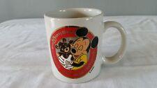 New listing Vintage Walt Disney World 2nd Annual Teddy Bear Convention Mickey Mouse Mug