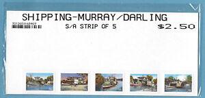 Australian 2003 Murray River Shipping Pack Stamp MNH BAB199