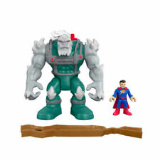 Imaginext Batman DC Super Friends Doomsday & Superman Figures