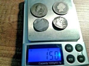 PRE 1920 SILVER COINS