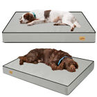 Extra Large Orthopedic Dog Bed Thick Foam Pet Mattress Mat for up 150lbs Dogs