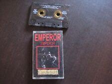 EMPEROR - Emperor MC RARE SATYRICON DIMMU BORGIR ARCTURUS DISSECTION GEHENNA