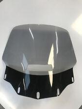 Honda GOLDWING GL1500 Clear/LIGHT GREY standard inc vent cutout screen