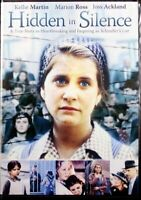 Hidden in Silence WWII Kellie Martin NEW Christian DVD True Story