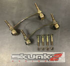 Skunk2 Camber Replacement Bushings And Bracket Kit For Honda Civic Crx Ef Pair