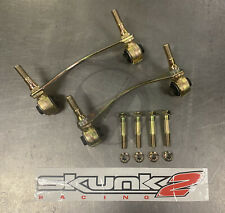 Skunk2 Camber Replacement Bushings and Bracket Kit for Honda Civic / CRX EF PAIR