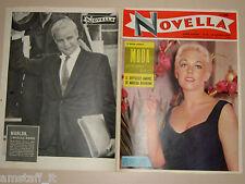 Novella=1957/33=KIM NOVAK=MARLON BRANDO=JOLE VENEZIANI=MARISA BORRONI DE SABATA