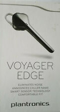 NEW Plantronics Voyager Edge Bluetooth Wireless Headset - BLACK