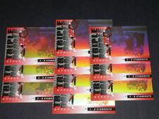 1994 Scottie Pippen Bulls Upper Deck European Triple Double TD3 10 Card Lot B1