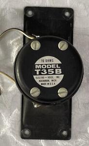 Electro Voice T35B 16 Ohm Horn Tweeter #2