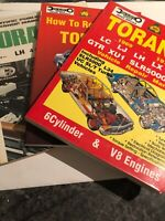 Torana: 1969-1979 Lc LJ Lh Lx Uc Gtr Xu1 Slr5000 A9x (6 Cyl & V8) by Ellery...