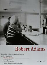 Josef Albers Museum # ROBERT ADAMS , diner Eden Colorado # 2013, mint