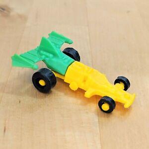 Kinder Egg Surprise Car Toy Dragster Racer Car 1978 ULTRA RARE Vintage Ferrero
