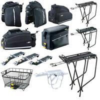 Topeak MTX Trunk Bag Fahrrad Tasche Korb Gepäckträger Wasserabweisend Touring