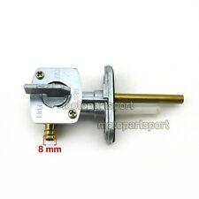 8mm Fuel Petcock For Kawasaki KZ550 KLX125 KX250 KLR650 KL650 EN500 KFX400 EX500