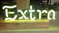 Corona Extra neon bar sign replacement part piece beer Light script letter beach