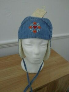 childrens hat new with tags from mothercare size up to 4 years L@@K