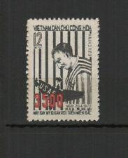 Vietnam du Nord 1972 3500e avion américain abattu timbre non oblitéré /TR8425