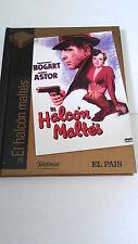 "DVD ""EL HALCON MALTES"" DVD LIBRO HUMPHREY BOGART JOHN HUSTON MARY ASTOR"