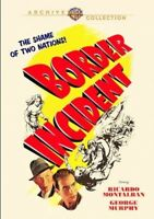 Border Incident [New DVD] Full Frame, Subtitled, Amaray Case