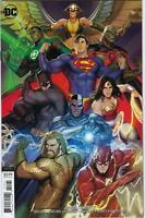 Justice League #14 DC COMICS Jae Lee Variant Cover B 1ST PRINT 2019
