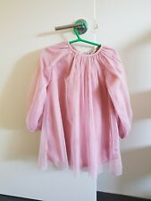Quality Pink Top Perfect For Wedding/Party Korean Made For Girls Height 130 Cm